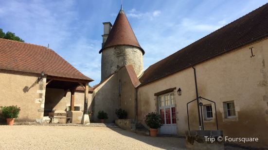 Chateau de Chareil-Cintrat