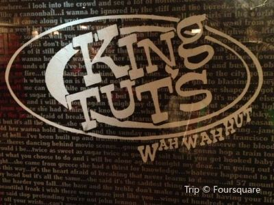 King Tut's Wah-Wah Hut