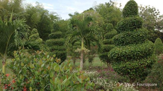 Jardin Botanique des Cayes Haiti