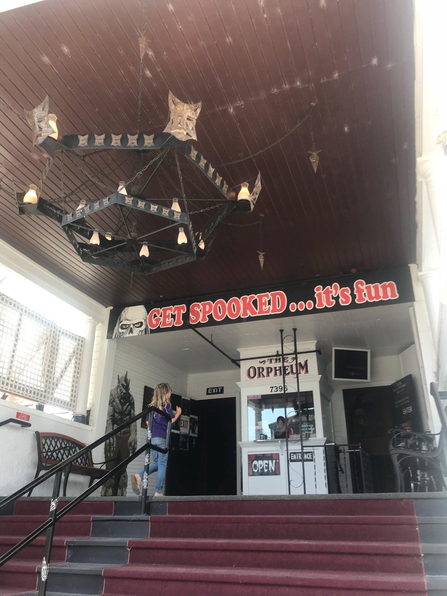 The Haunted Theatre