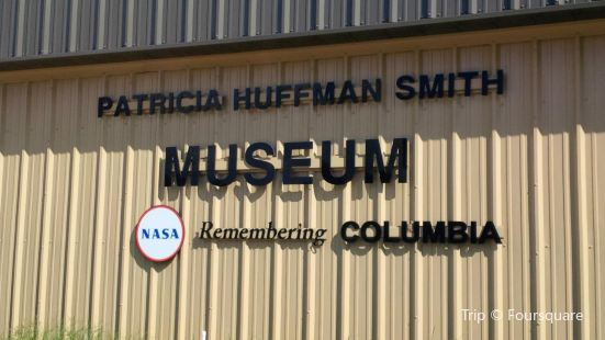 Patricia Huffman Smith Nasa Museum