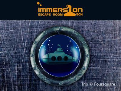 Escape Room Immersion BCN