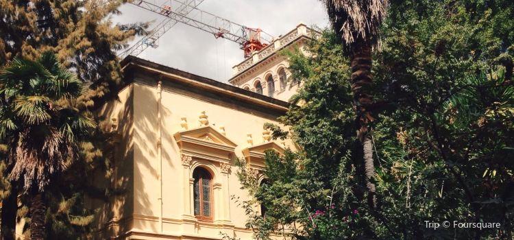 Jardin Botanico de la Universidad de Granada1