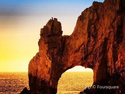 埃爾阿爾科聖路卡斯(地角) El Arco de Cabo San Lucas (Lands End)
