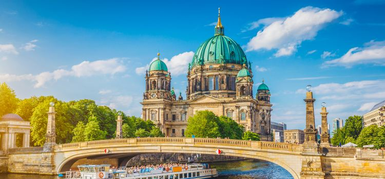 Berlin travel guides 2020– Berlin attractions map – Berlin ...