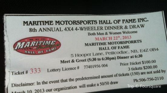 Maritime Motorsports Hall of Fame