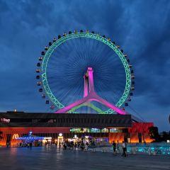 Merrill Lake Ferris Wheel User Photo