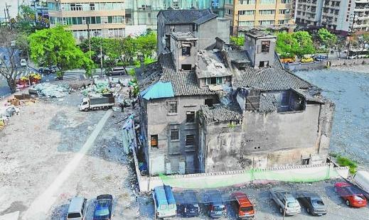 Jiangjieshi Chongqing Xingying Site