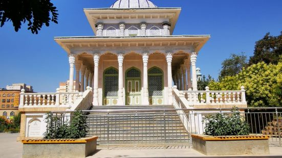 阿曼尼沙罕紀念陵墓