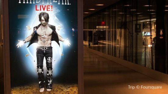 Criss Angel Mindfreak Live