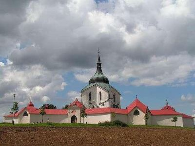 The Pilgrimage Chruch of St John of Nepomuk