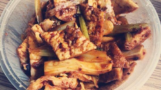 老太太椒麻雞(火車站店)