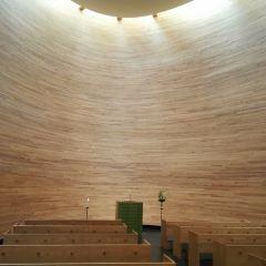 침묵의 캄피 교회 여행 사진