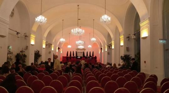 Johann Strauss Konzerte Sofiensale