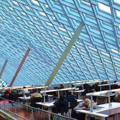 Copenhagen Central Library User Photo