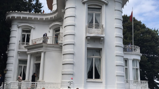 Trabzon Ataturk Kosku