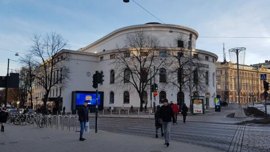 Swedish Theater (Svenska Teatern)