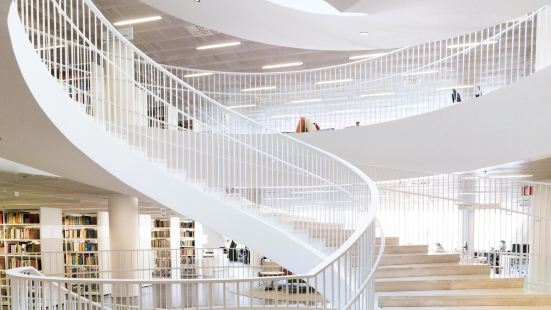Helsinki University Main Library