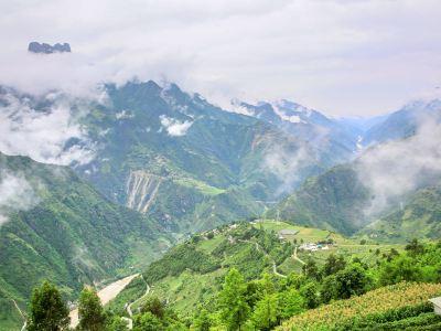 Nujiang Canyon