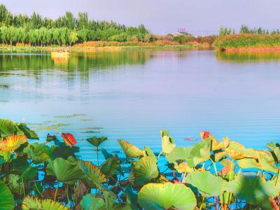 鳴翠湖国家湿地公園