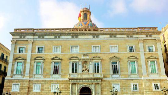 加泰羅尼亞政府宮