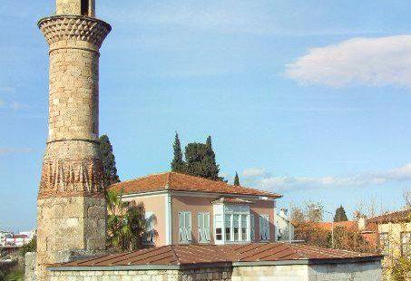 Kesik Minare Camii