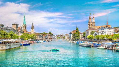 Lake Zurich