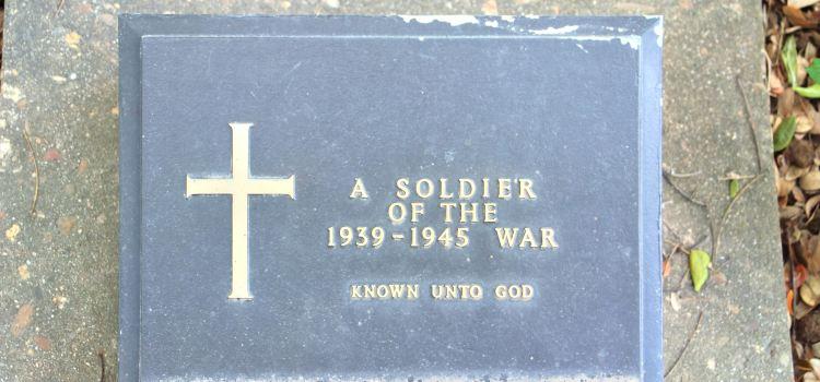 Chung Kai Allied War Cemetery