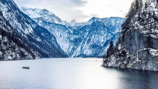 King's Lake (Königssee)