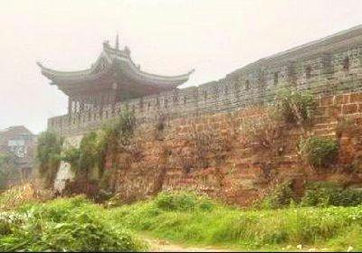 南宋古城牆