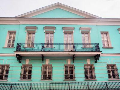 Pushkin Museum on the Arbat