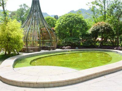 시펑(식봉) 온천