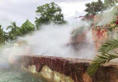 Yuexi Peninsula Hot Springs
