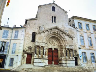 Saint-Trophime Church
