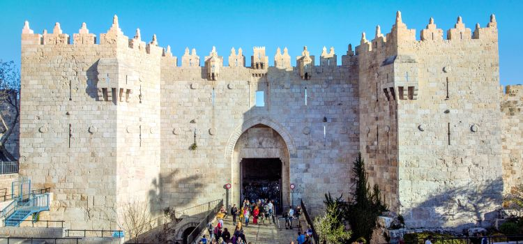 Damascus (Shechem) Gate