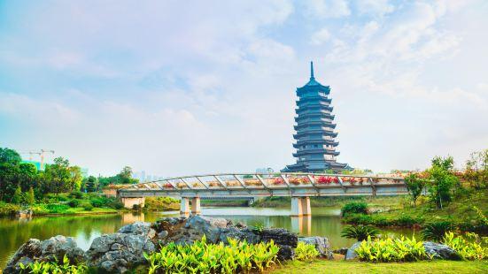 Nanning Wuxianghu Park