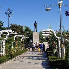 자유공원 여행 사진