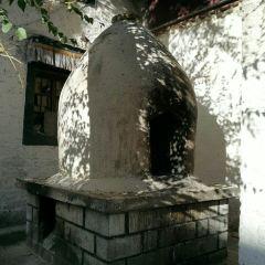 라노체 사원 여행 사진