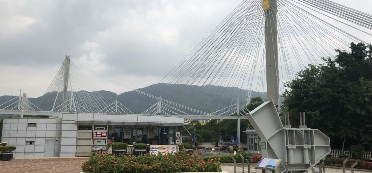 Lantau Link Visitors Centre & Viewing Platform1