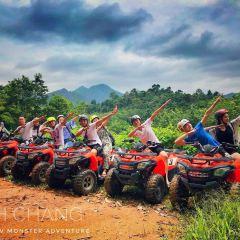 ATV Monster Adventure By Nara User Photo