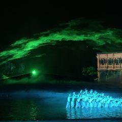 호이안 임프레션 테마파크 공연장 여행 사진