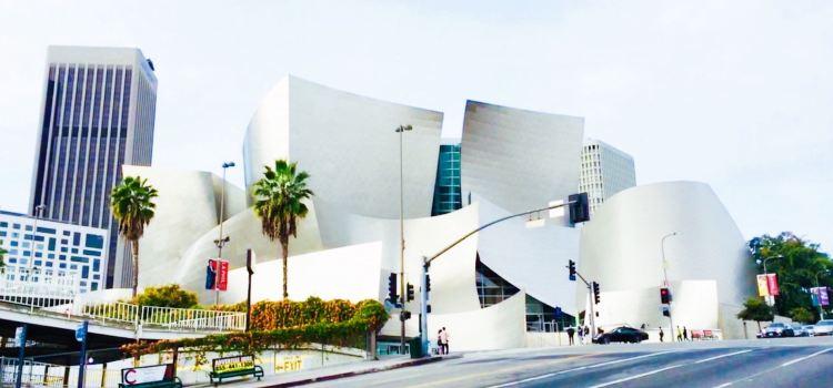 Los Angeles Contemporary Exhibitions1