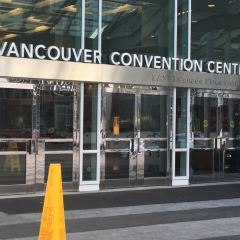 Vancouver Convention Centre User Photo
