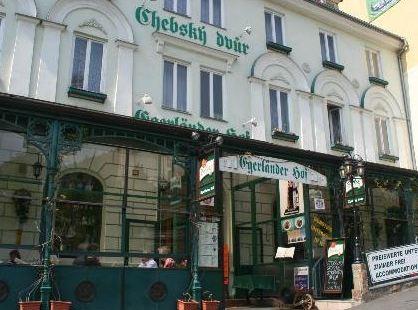 Chebský Dvůr