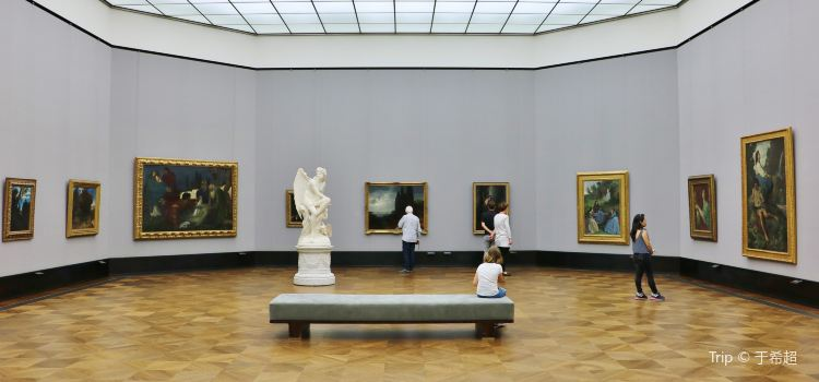 The National Gallery in Berlin3