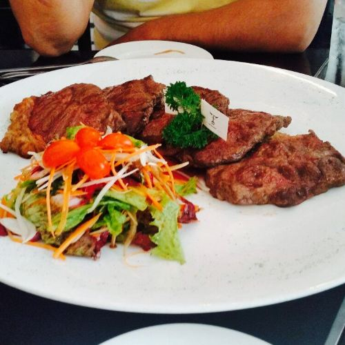 Topping Beef Restaurant