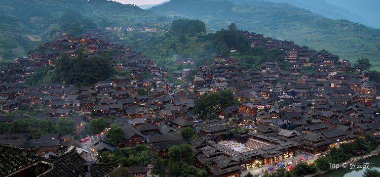 Xijiang Qianhu Miao Village3