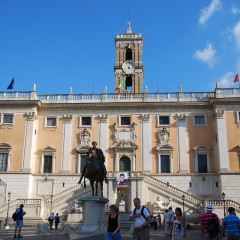 カンピドーリョ広場のユーザー投稿写真