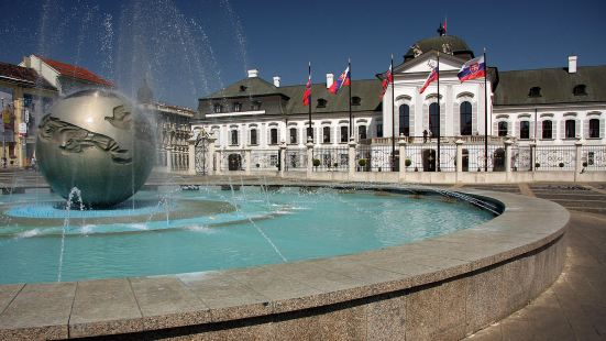 Grassalkovich Presidential Palace