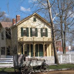 Lincoln Home National Historic Site User Photo